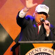 Clifton, NJ Donald Trump Impersonator | bob DiBuono