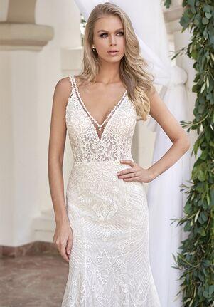 Jasmine Couture T202058 Mermaid Wedding Dress