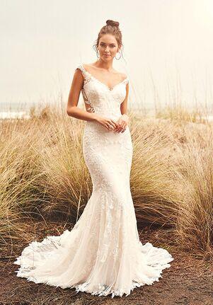 Lillian West 66104 Mermaid Wedding Dress