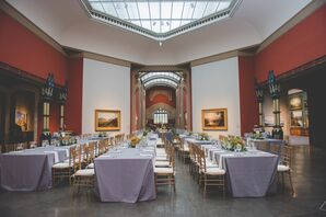 Modern Reception at the Pennsylvania Academy of the Fine Arts