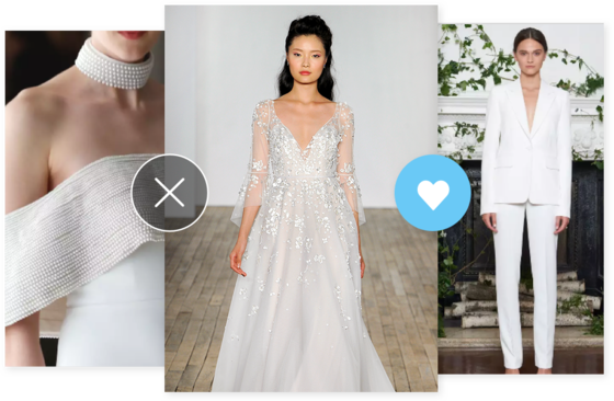 Search Your Wedding Dress by The Knot