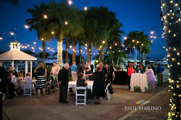 out of the blue waterfront weddings  u0026 events
