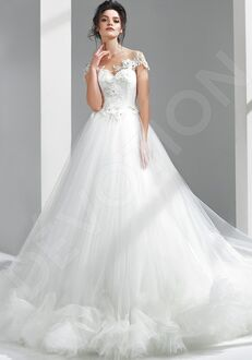 DevotionDresses Nicci Ball Gown Wedding Dress