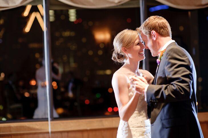 First Dance at Hyatt Regency Austin