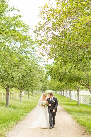 Jamie-Rae and Tim Outdoor Ranch Wedding