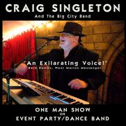 The Villages, FL Cover Band | Craig Singleton