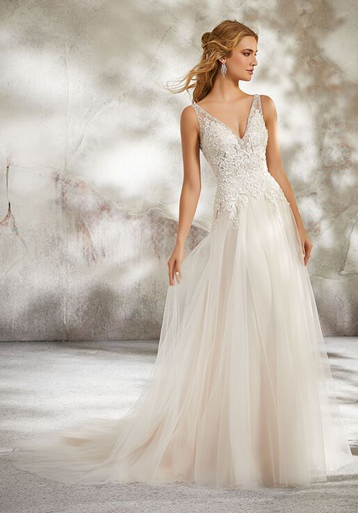 Morilee Wedding Dresses.8277 Luana
