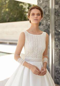 Rosa Clará Couture EPICO Ball Gown Wedding Dress