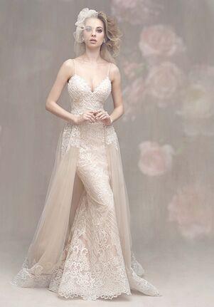 Allure Couture C458 Sheath Wedding Dress