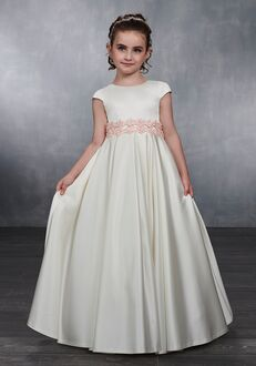 Mary's Angel by Mary's Bridal MB9036 Ivory Flower Girl Dress
