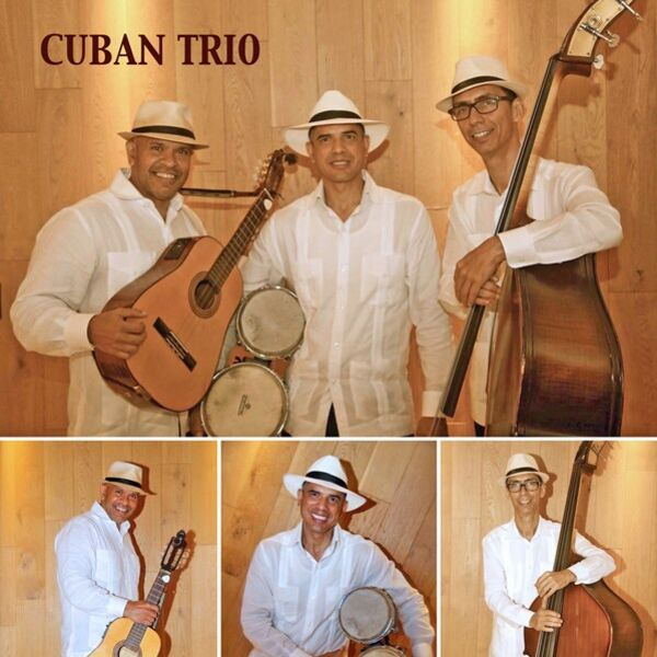 The Cuban Trio - Latin Band - Miami, FL