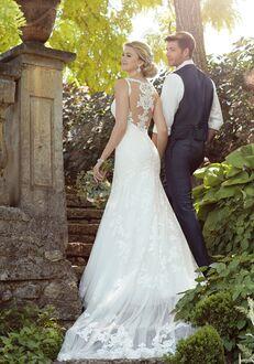 Essense of Australia D2208 Mermaid Wedding Dress