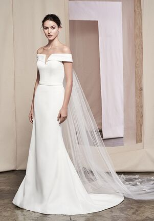 Justin Alexander Signature Laurel Mermaid Wedding Dress
