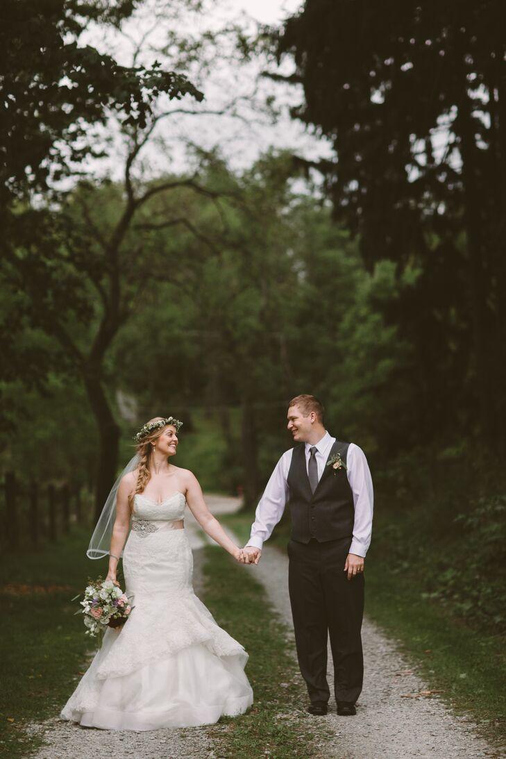 Gilfillan Farm Bridal Portrait