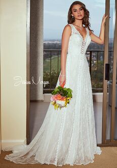 Jessica Morgan INFLUENCE, J1981 A-Line Wedding Dress