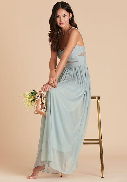 Birdy Grey Elsye Dress in Sage Sweetheart Bridesmaid Dress