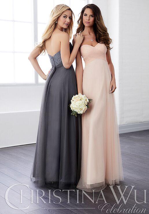 Christina Wu 22812 Sweetheart Bridesmaid Dress