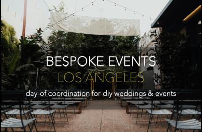 Bespoke Events LA