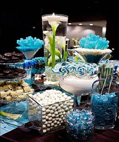 All That Candy Buffets & Favors