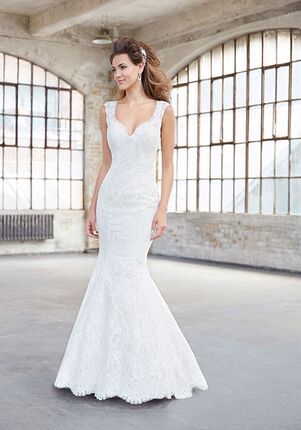 Madison James MJ302 Sheath Wedding Dress
