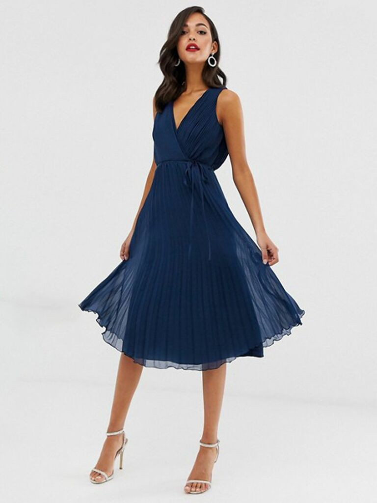 courthouse wedding guest dress