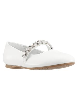 Nina Bridal Nataly White Shoe