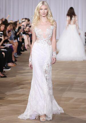Ines Di Santo Ablaze Sheath Wedding Dress