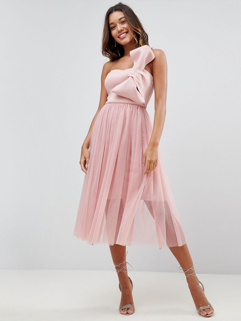Pink Bridesmaid Dresses: Blush Bridesmaid Dresses to Shop Now