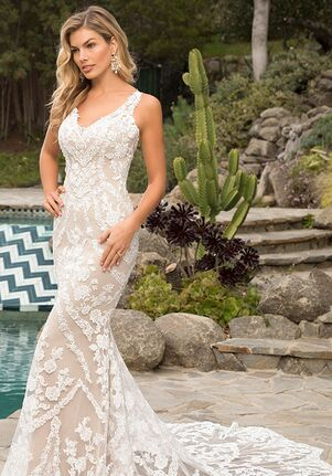 Beloved by Casablanca Bridal BL299 Jaden Mermaid Wedding Dress