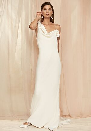 Savannah Miller COLETTE Sheath Wedding Dress