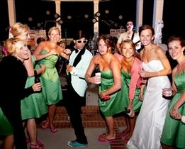 The Naked Karate Girls Band DOES WEDDINGS!