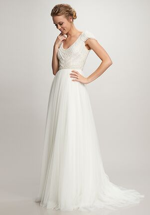 THEIA 890327 A-Line Wedding Dress