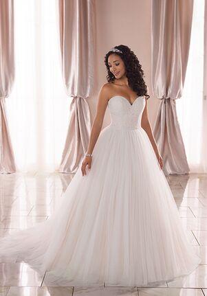 Stella York 6898 Ball Gown Wedding Dress