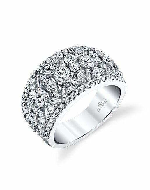 Parade Designs BD3208B from the Lumiere Collection Wedding Rings photo