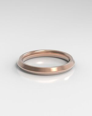 HOLDEN The Triangle Platinum, Rose Gold, White Gold Wedding Ring