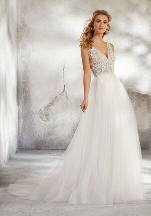 Morilee by Madeline Gardner 8284 / Lucinda A-Line Wedding Dress