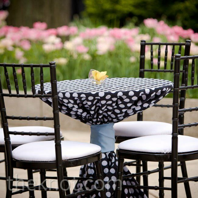 Polka Dot Table Linen