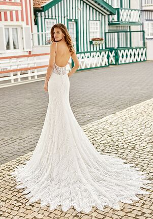 Rosa Clará Soft HEIKO Mermaid Wedding Dress