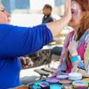 Jefferson, GA Face Painting | Shadrix Living Art Face & Body Painting