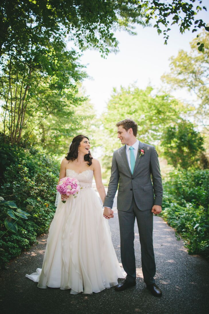 When Jess Kaplan (31 and a lawyer) andDan Kuenzi (27 and a cofounder of Local Roots Farm) visited Jessica's family in Annapolis, Maryland, they frequ