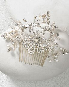To Have & To Borrow Celina Silver Headband
