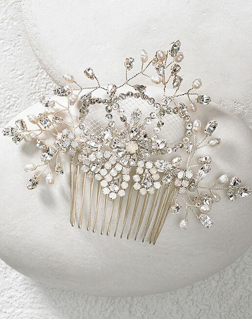 To Have & To Borrow Celina Silver Headband