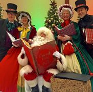 Chicago, IL Christmas Carolers | Holiday Harmony Strolling Carolers