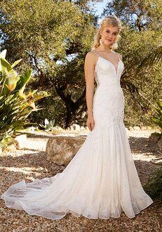 Casablanca Bridal 2380 Julie Mermaid Wedding Dress