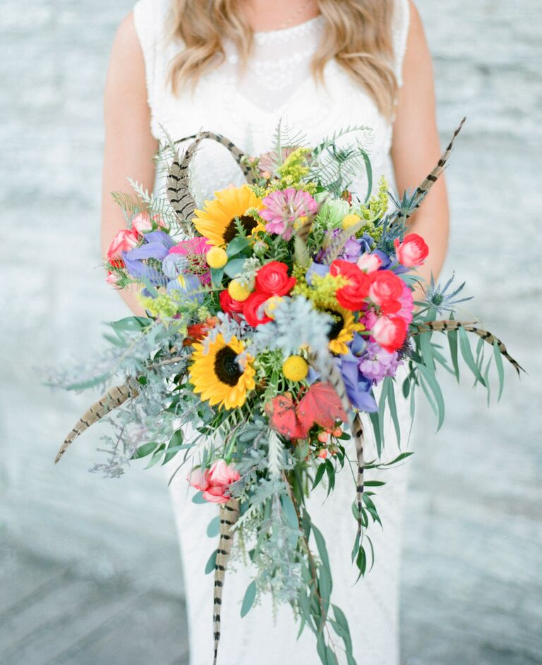 Alternative Bridal Bouquet Trends To Try This Wedding Season
