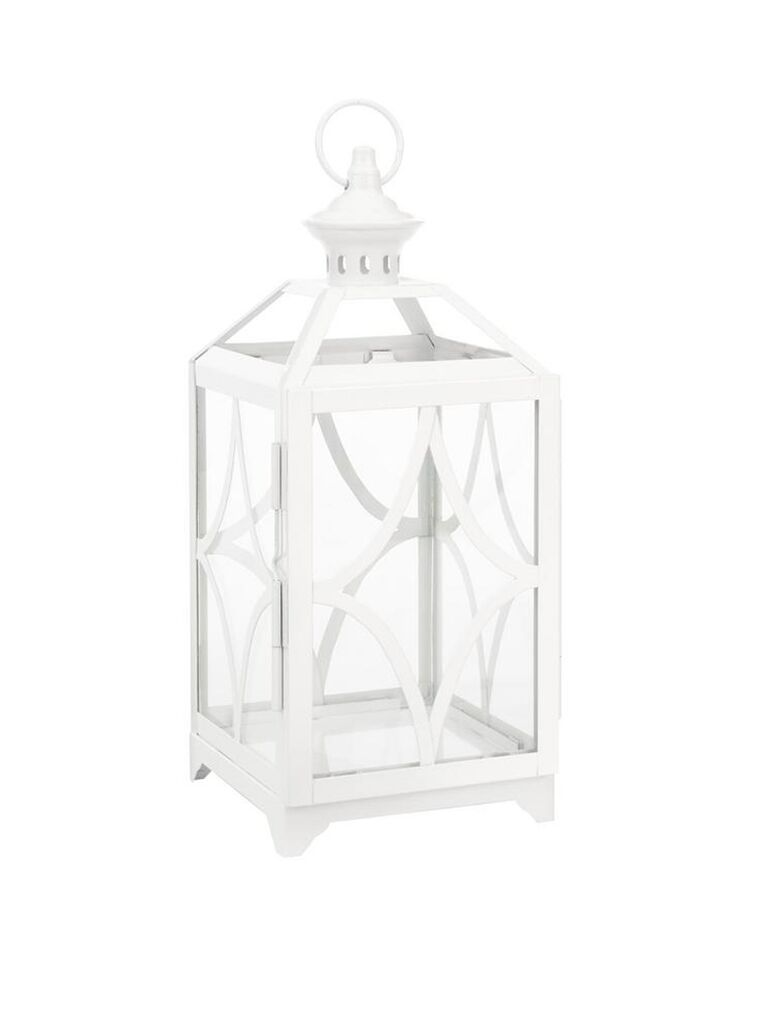Backyard wedding ideas lantern