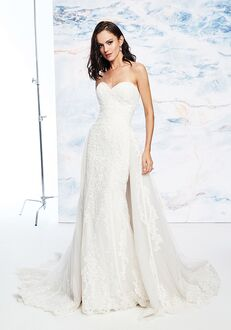 Justin Alexander Signature Juneau Mermaid Wedding Dress