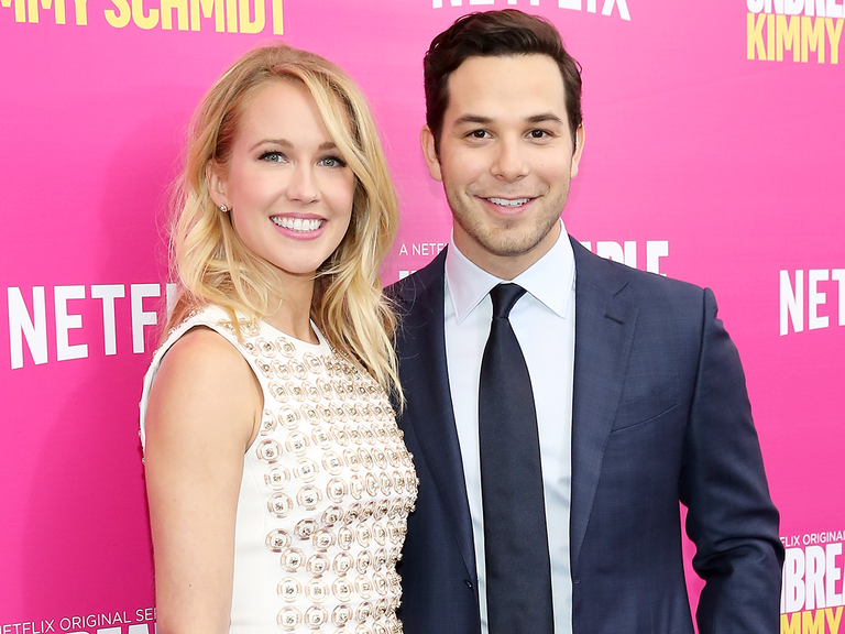 Anna Camp Wedding.16 Behind The Scenes Instagrams From The Pitch Perfect Wedding
