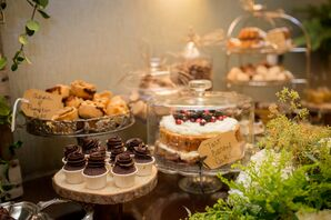 Miami Lakes, Florida, Tiered Dessert Table