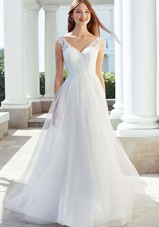 Adore by Justin Alexander 11124 Ball Gown Wedding Dress